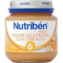 NUTRIBEN JUNIOR POSTRE FRUTAS CON CEREAL