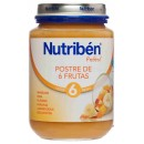 NUTRIBEN JUNIOR POSTRE DE FRUTAS