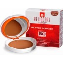 HELIOCARE COMPACTO OILFREE BROWN F50 10G